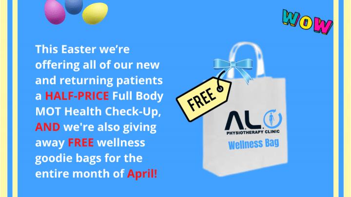 April Wellness Month!