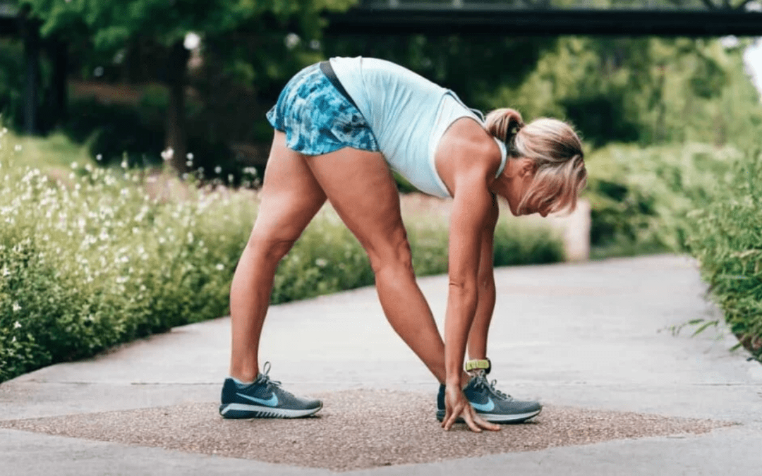 Why you should NEVER stretch before your work out!