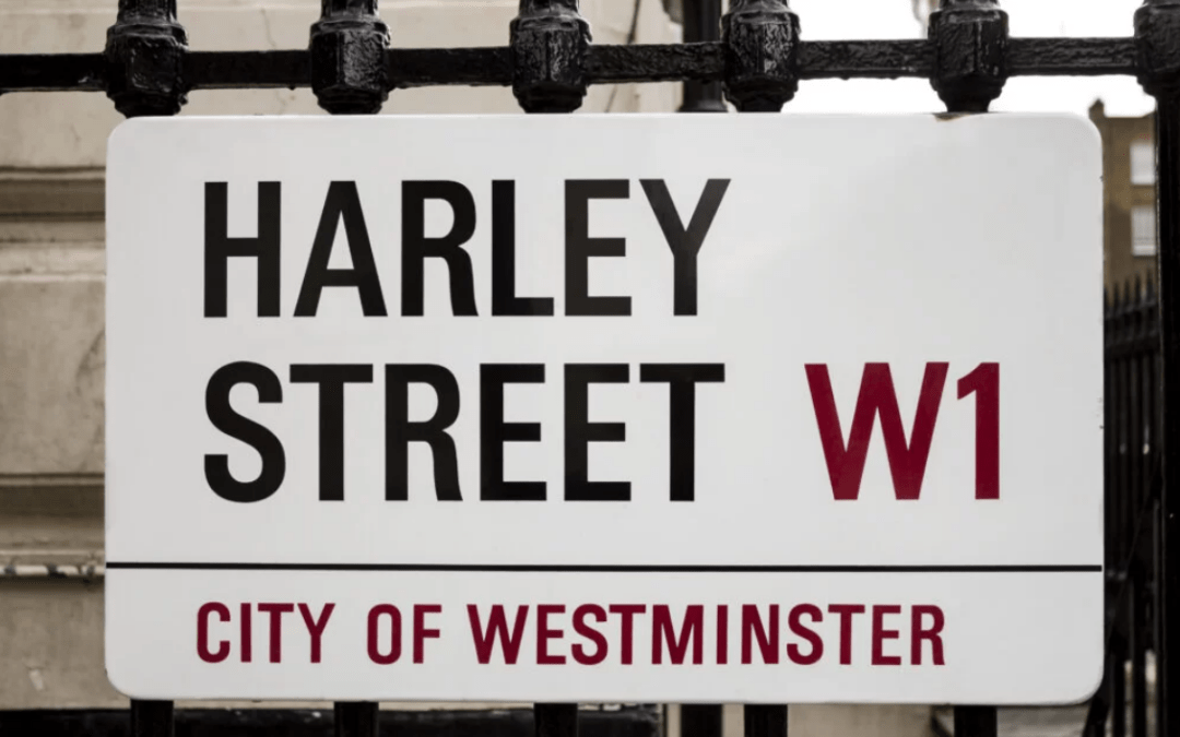 Physiotherapy on Harley Street
