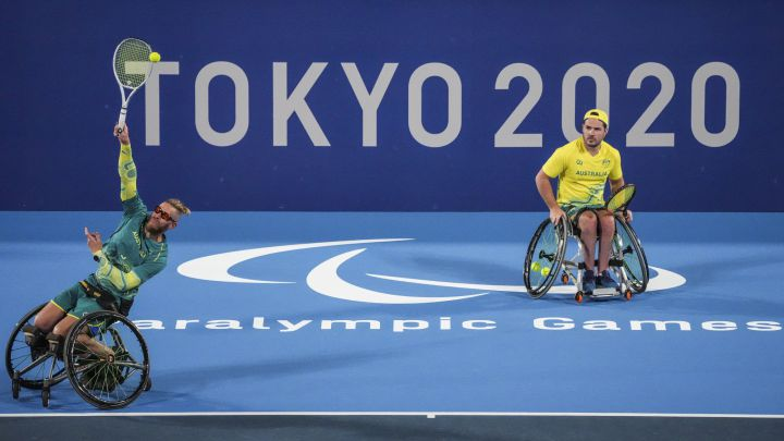 The Paralympic games are nearly over, but we bet your pain isn't!